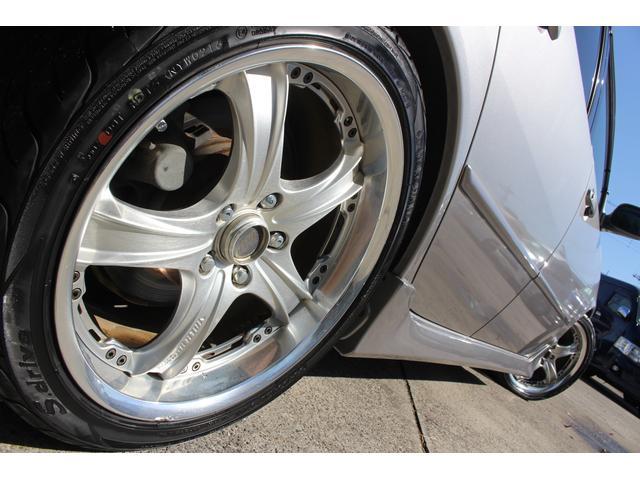 グランデiR-V フォーチュナ 純正5速マニュアル モデリスタエアロ トランクスポイラー アップガレージ15thマフラー ブリッツ車高調 レイズ18インチアルミホイール パワーシート HIDヘッドライト キーレス(63枚目)