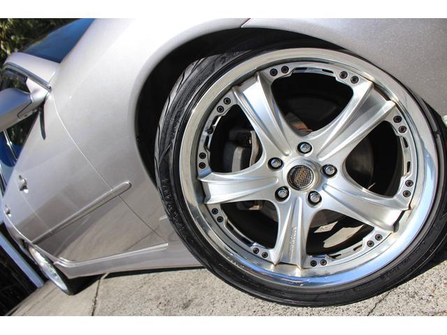 グランデiR-V フォーチュナ 純正5速マニュアル モデリスタエアロ トランクスポイラー アップガレージ15thマフラー ブリッツ車高調 レイズ18インチアルミホイール パワーシート HIDヘッドライト キーレス(69枚目)
