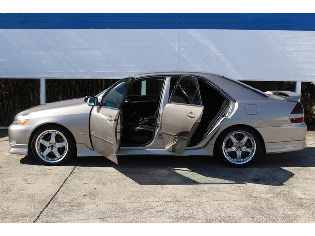 グランデiR-V フォーチュナ 純正5速マニュアル モデリスタエアロ トランクスポイラー アップガレージ15thマフラー ブリッツ車高調 レイズ18インチアルミホイール パワーシート HIDヘッドライト キーレス(74枚目)