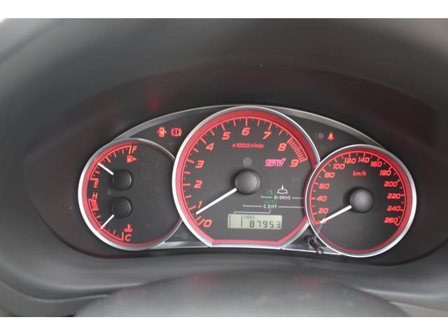 R205 400台限定車 320馬力 専用ボールベアリングターボ 専用チューニングのECU 専用低背圧スポーツマフラー 純正レカロシート STIアンダースポイラー ブレンボキャリパー 新品タイヤ(53枚目)