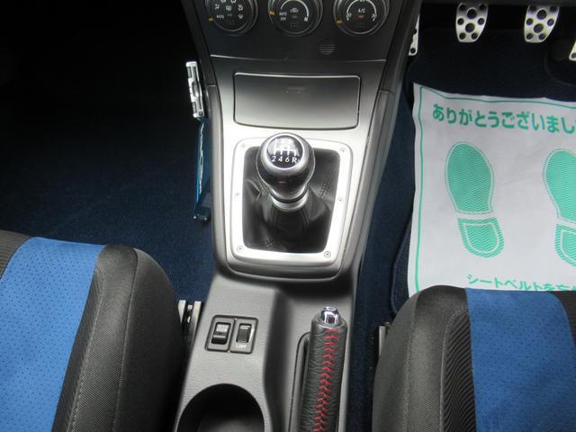 WRX STi E型 記録簿8枚 フジツボマフラー HKSEVC サブコン ブレンボキャリパー 純正17インチアルミ ETC 4WD キーレス ターボ 電動格納ミラー(18枚目)