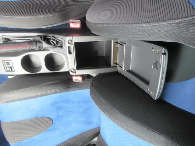 WRX STi E型 記録簿8枚 フジツボマフラー HKSEVC サブコン ブレンボキャリパー 純正17インチアルミ ETC 4WD キーレス ターボ 電動格納ミラー(36枚目)
