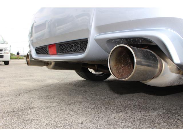 WRX STI Aライン サンルーフ ブラウンレザーシート フジツボマフラー HKS車高調 ワークエモーション19インチアルミ HID ターボ 4WD メモリーナビ フルセグ バックカメラ ドライブレコーダー(11枚目)