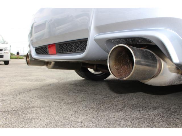 WRX STI Aライン サンルーフ ブラウンレザーシート フジツボマフラー HKS車高調 ワークエモーション19インチアルミ HID ターボ 4WD メモリーナビ フルセグ バックカメラ ドライブレコーダー(69枚目)