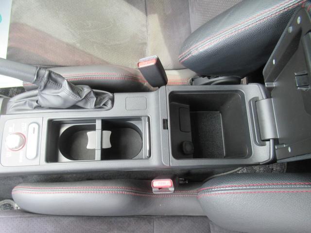 WRX STi 純正オプションハーフレザーレカロシート BBS18インチアルミ HDDナビ フルセグ STiタワーバー スマートキー ETC HID SIドライブ ブースト計 油温計(42枚目)