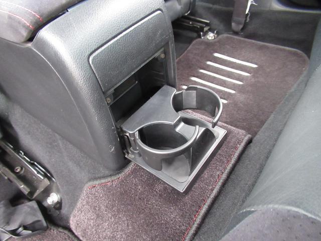 WRX STI tS カーボンルーフ アルミ製フロントフード 400台限定 RAYS18AW 純正レカロシート 社外メモリーナビ フルセグ DVD再生 Bluetooth接続 4WD 308馬力(70枚目)