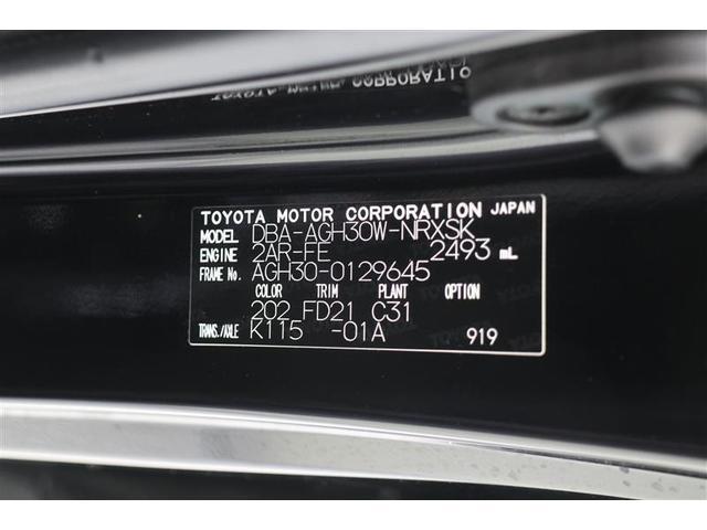 2.5Z メモリーナビ フルセグTV アルミホイール 両側電動スライドドア スマートキー バックカメラ ETC 衝突防止システム 盗難防止システム HIDヘッドライト サイドエアバッグ(20枚目)