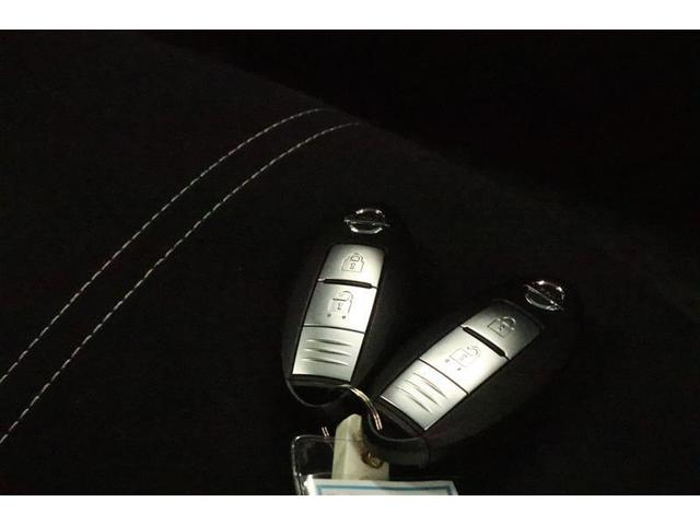 15RX 80thスペシャルカラーリミテッド 社外SDナビ バックモニター ワンセグ 純正アルミ スマートキー プッシュ式スタート ワンオーナー車(12枚目)