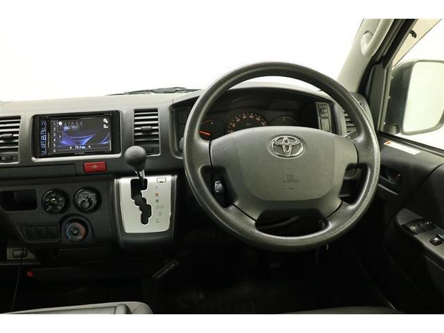 ロングDX 4WD キーレスエントリー 盗難防止システム ETC バックカメラ ミュージックプレイヤー接続可 DVD再生 CD ABS エアバッグ エアコン パワーステアリング パワーウィンドウ(4枚目)