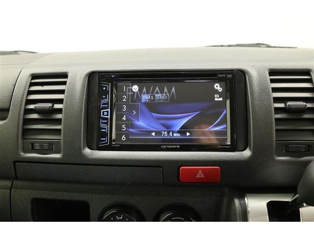 ロングDX 4WD キーレスエントリー 盗難防止システム ETC バックカメラ ミュージックプレイヤー接続可 DVD再生 CD ABS エアバッグ エアコン パワーステアリング パワーウィンドウ(5枚目)