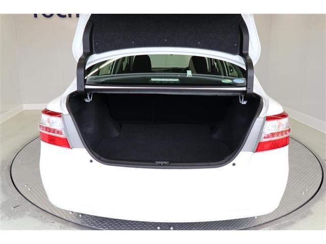 コンパクトなボディでありながらも、大容量を確保したトランクルーム。