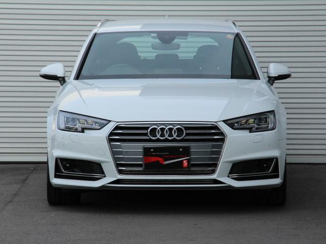 【Audi Approved Automobile 高前 認定中古車センター】新車時より当社にて管理された厳選された良質な認定中古車を安心・納得の状態でお届けいたします。