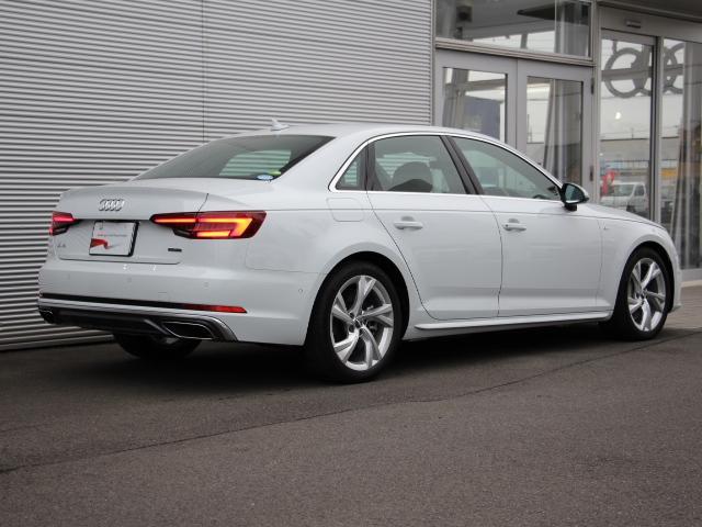 【認定中古車ならではのクオリティ】Audi正規ディーラーが高品質をお約束いたします。