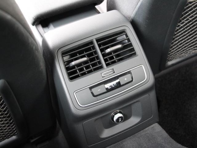 後席用エアコン付き