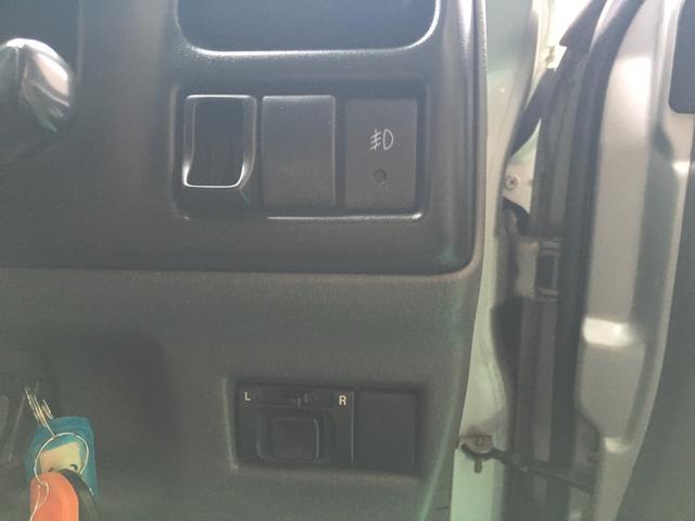 スズキ ジムニー 4WDターボ