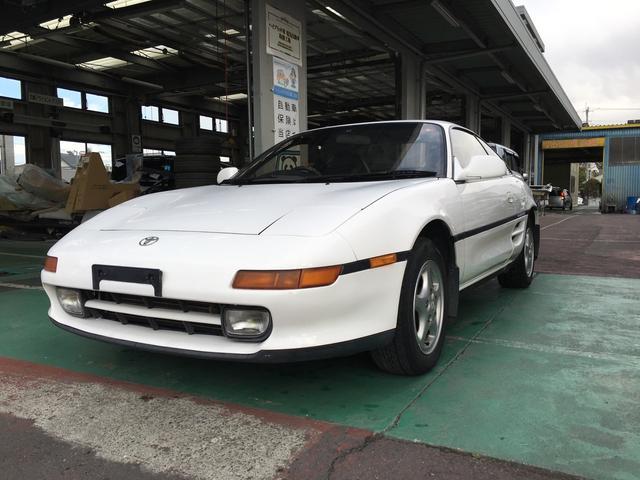 トヨタ MR2 GT ツインカムターボ