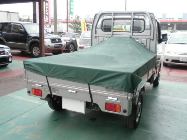 スズキ キャリイトラック KCエアコン ATパワステ 4WD