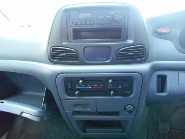 トヨタ ライトエースバン 5速マニュアル ラジオ 片側スライドドア ワンオーナー車