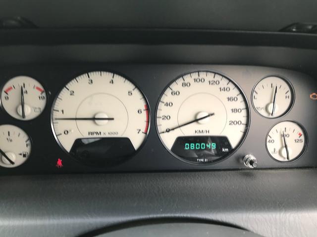 クライスラー・ジープ クライスラージープ グランドチェロキー リミテッド ETC ナビ CD キーレスエントリー オートマ