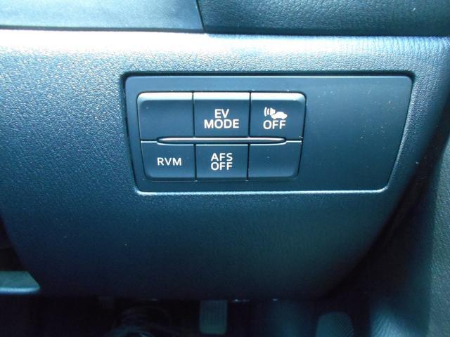 各種機能スイッチ付いてます。