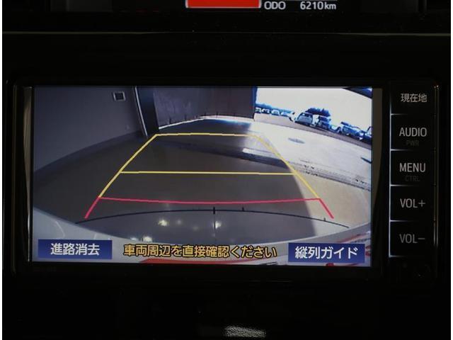 バックモニター付きで、車庫入れもラクラク安心(^^)