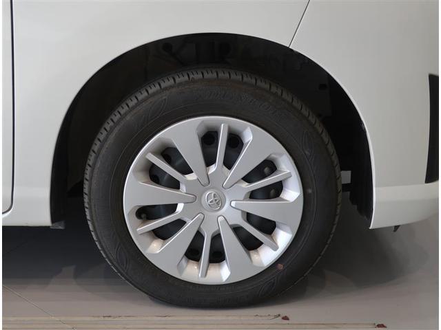 タイヤサイズは165/65R14☆純正のスチールホイール装着車です♪