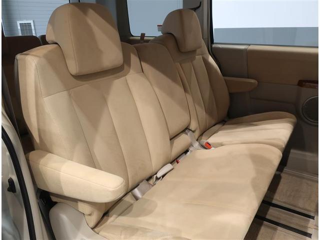 G プレミアム 4WD フルセグ HDDナビ DVD再生 バックカメラ ETC 両側電動スライド HIDヘッドライト 乗車定員8人 3列シート ワンオーナー 記録簿(14枚目)
