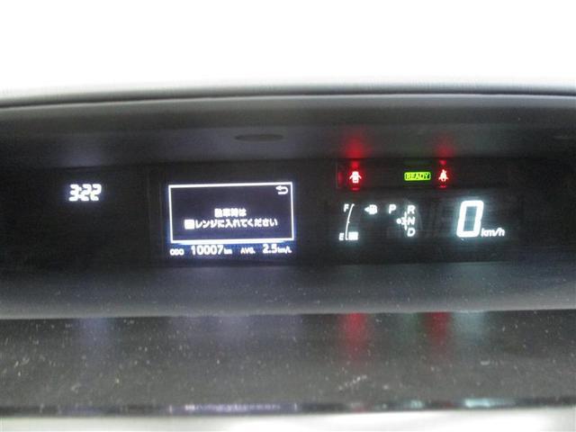 トヨタ プリウスアルファ G メモリーナビ ETC LEDライト