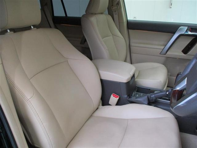 トヨタ ランドクルーザープラド TX Lパッケージ メモリーナビ ETC LEDライト