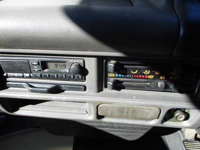 いすゞ エルフトラック Wキャブ