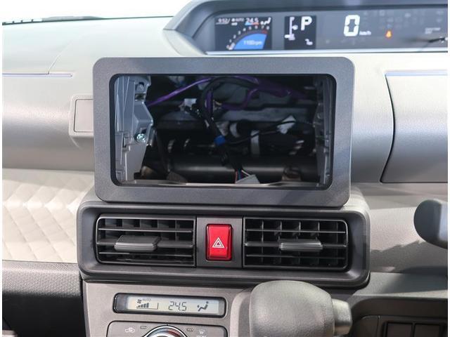 オーディオレス車両です。お好きな装備が可能です