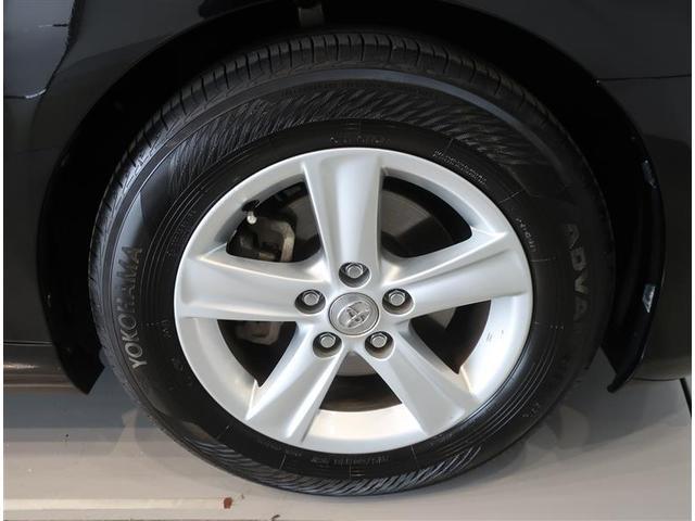 社外のアルミホイールになります。タイヤサイズは215/60R16.