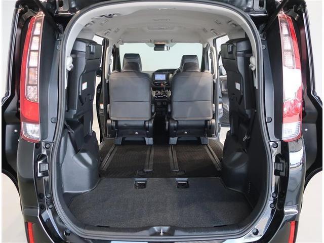 Gi ワンセグ メモリーナビ バックカメラ 衝突被害軽減システム ETC 両側電動スライド LEDヘッドランプ 乗車定員7人 3列シート ワンオーナー 記録簿 アイドリングストップ(16枚目)