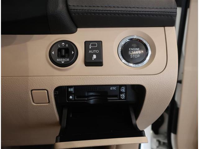 スマートキー装備車なので、キーを取り出さなくてもエンジン始動が可能です。ETC付なので料金所もノンストップです。