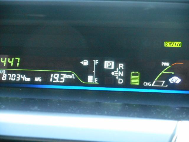 トヨタ プリウスアルファ G ワンオーナー・ 5人乗り・メモリーナビ・Bカメラ・ETC