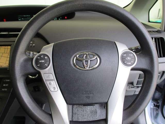 トヨタ プリウス S ワンオーナー・HDDナビ・Bカメラ・ETC・アルミ