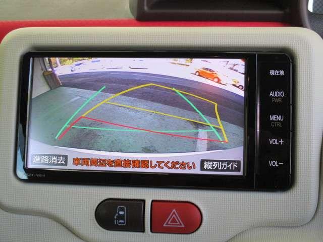 トヨタ ポルテ F  ワンオーナー・プリクラ・メモリーナビ・Bカメラ・ETC