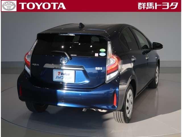 「トヨタ」「アクア」「コンパクトカー」「群馬県」の中古車3