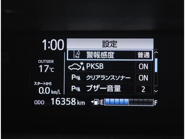 Sスタイルブラック ワンセグ バックカメラ 衝突被害軽減システム ETC LEDヘッドランプ 記録簿(6枚目)