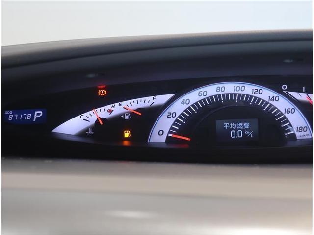 2.4アエラス Gエディション ワンセグ HDDナビ DVD再生 バックカメラ ETC 両側電動スライド HIDヘッドライト ウオークスルー 乗車定員7人 3列シート(6枚目)