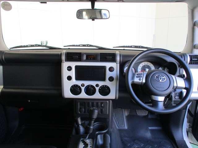 トヨタ FJクルーザー ベースグレード ワンオーナー