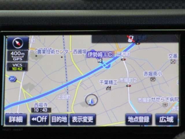 トヨタ ポルテ G 当社試乗車HIDスマートキーTSS-CナビBモニタETC