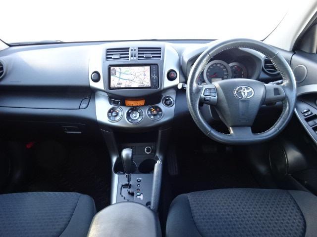 トヨタ ヴァンガード 240S Sパッケージ SDナビ 7人乗り 4WD