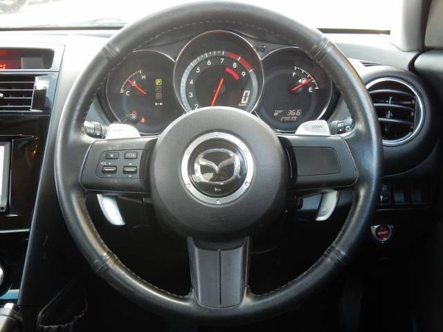 マツダ RX-8 タイプG 純HDDナビ スマートカードキー ワンオーナー車