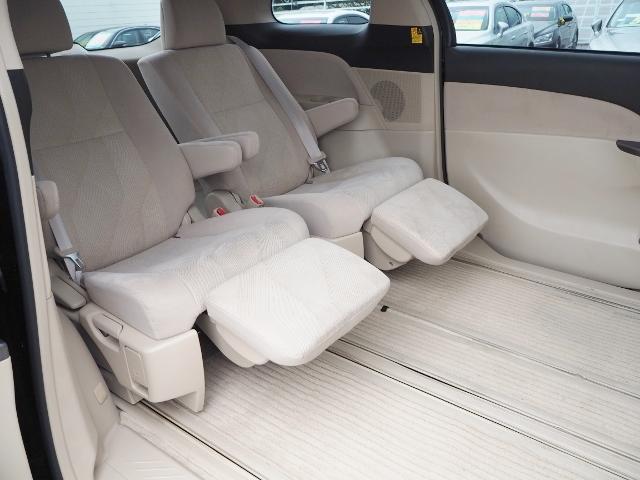 トヨタ エスティマ アエラス 4WD 2SR 純2モニターPトランク両自動 7人
