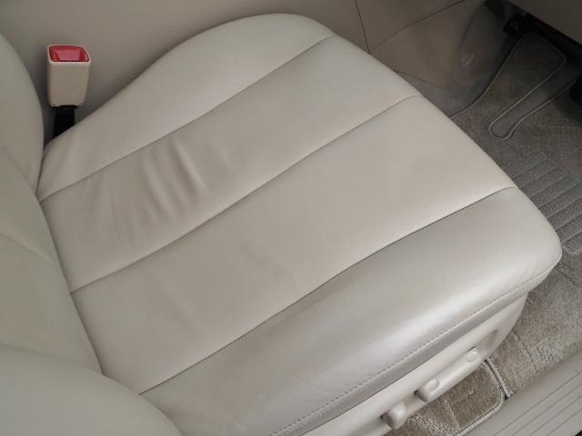 G ツインモニター 本革 Pトランク 電格サードシート(17枚目)