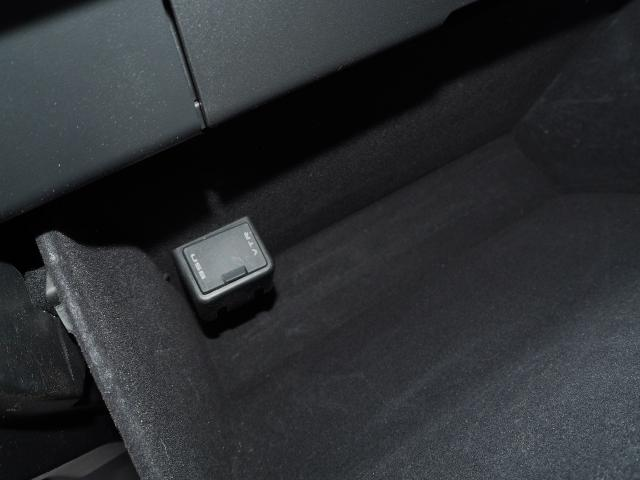 USB入力端子も付いています♪