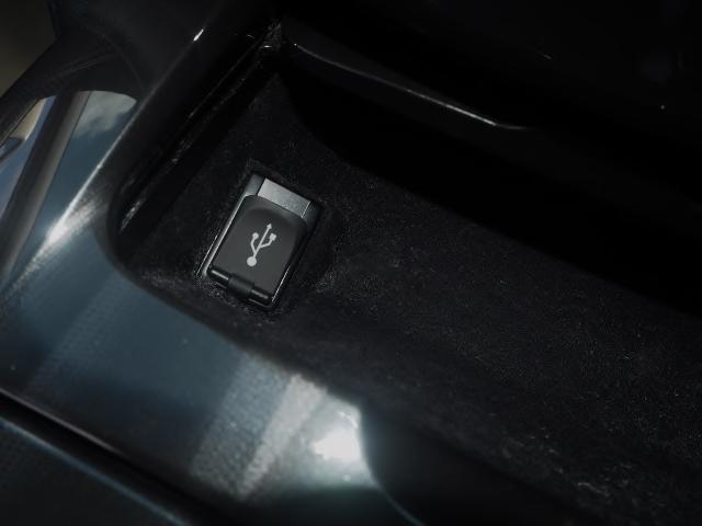 USB入力端子♪