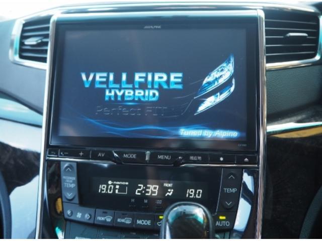 アルパイン10型SDナビ(EX1000) ミュージックサーバー CD/DVD/TVの再生が出来ます♪
