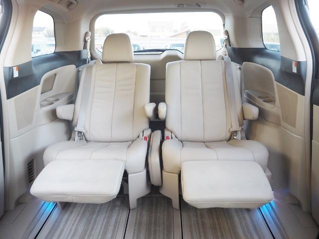 G メーカーナビ リヤモニター Pトランク 電格シート 本革(18枚目)